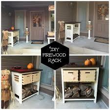 diy firewood and kindling storage hometalk