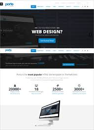 Responsive Web Design 5 Website Template