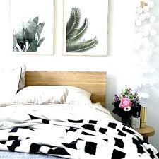 Bedroom Artwork Above Bed Large Modern Master Light Wood Floor