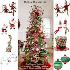 Raz Christmas Decorations Online by 75 Best Decorated Trees For Christmas And More Images On