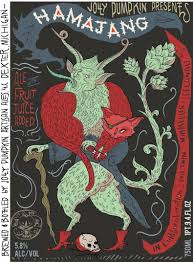 Jolly Pumpkin Artisan Ales by Jolly Pumpkin Hamajang Shelton Brothers