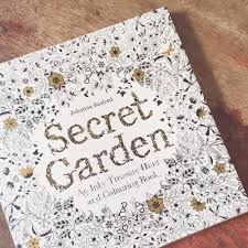 Secret Garden Coloring Book Sale Adult End 7262017 1015 Pm