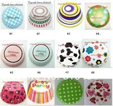 20000pcs Standard Size Paper Make Your Own Cupcake Liners NO14 On Aliexpress