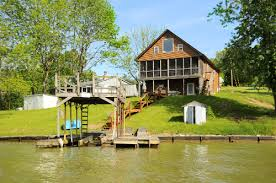 104 Water Front House Lakefront Property What Are Your Options When Buying At The Lake