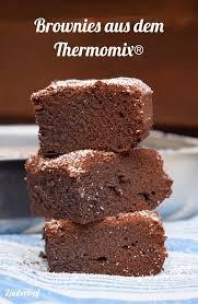 brownies aus dem thermomix
