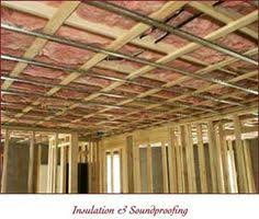 Soundproof Above Drop Ceiling by Sound Proofing Basement Ceilings Basement Ideas Pinterest