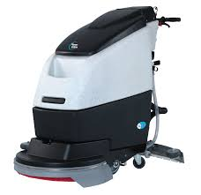 Riding Floor Scrubber Training by Auto Scrubbers Pioneer Eclipse