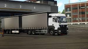 ETS2 MERCEDES AXOR Truck ADDONS UPDATE Euro Truck Simulator 2 Mods ...