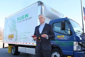 J.B. Hunt Adds 5 Electric Trucks To Final Mile Division | Arkansas ...