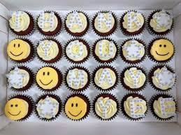 Alphabet Cupcakes Box Of 12