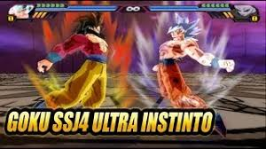 By ZhiendZ Goku Mastered Ultra Instinct And SSJ4 Fusion