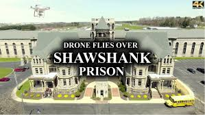 Mansfield Ohio Prison Halloween by Drone Flies Over Shawshank Prison Youtube
