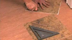 best way to lay vinyl tile laminate flooring the home