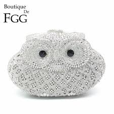 online buy wholesale silver clutch bag from china silver clutch