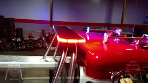 100 Light Bars For Tow Trucks Feniex 60 Fusion Bar Truck Install Defenderpscom