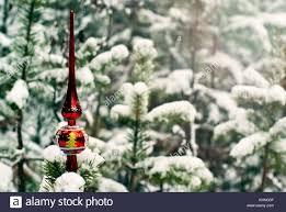 Vintage Christmas Tree Ornament