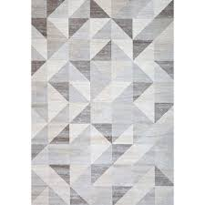 Found it at AllModern Sonoma Colburn Gray & White Area Rug