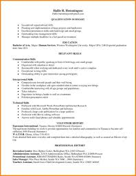 Soft Skills Of Srhmakingchangeblogcom Best What To Put On A Proven Tipsrhzetycom Resume Examples With