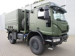 100 German Trucks DefesaNet Land Iveco Defence Vehicles Supplies The Bundeswehr