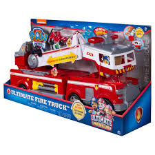 Spin Master - PAW Patrol Ultimate Rescue Fire Truck