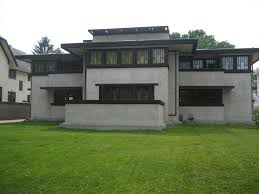 100 Prairie House Architecture Frank Lloyd Wright School Of Historic