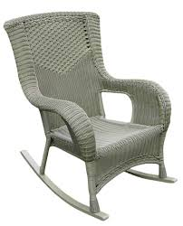 Wellington High Back Patio Rocking Chair & Reviews | Joss & Main