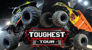100 Monster Monster Truck Toughest Tour Saginaw MI 48607