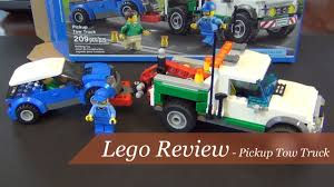 Review Lego City PickUp Tow Truck - Set #60081 - YouTube