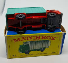 Matchbox Lesney No 44 Refrigerator Truck | EBay Matchbox Turns 65 Celebrates Its Sapphire Anniversary Wit Trucks Jimholroyd Diecast Collector Toys From The Past 52 Matchbox Cable Truck Nr 26 Mercedes Toy Buy Online Fishpdconz Seagrave Fire Engine Mbx Rescue 2018 Model Hobbydb Lot Of 9 Vintage Lesney And Cstruction Vehicles Learning Street For Kids 10 Hot Wheels Cars And Chevrolet 100 Years 75 Chevy Stepside Bbdvl58 For Unboxing Review Truck New Hunt 2017 Case L Duk Duck Boat Diecast Collection Of Corgi Rv Aqua King