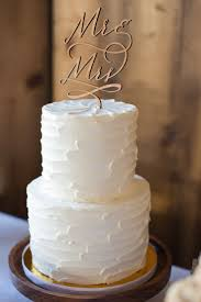 love the structure in the butter cream ry modern and wavy White Wedding CakesElegant Wedding