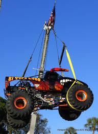 70008 Monster Trucks, Real People. | Tilt-shift Photos. Small Idea ...