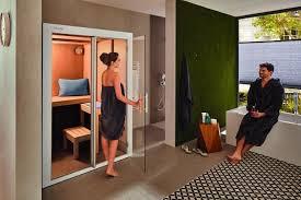 ein perfektes ensemble die sauna im badezimmer klafs gmbh