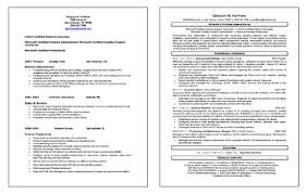 Network Administrator Resume Example Rh Resource Com Sample Examples