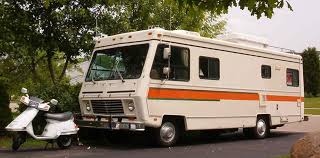 My Vintage 1978 Georgie Boy Swinger Executive Lounge Motorhome