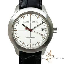 Porsche Design Watch by Eterna Ref 6602 41 Men s Fashion