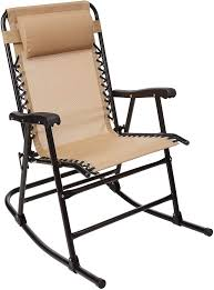 AmazonBasics Outdoor Patio Folding Rocking Chair, Beige Buy Amazon Brand Solimo Foldable Camping Chair With Flash Fniture 4 Pk Hercules Series 1000 Lb Capacity White Resin Folding Vinyl Padded Seat 4lel1whitegg Amazonbasics Outdoor Patio Rocking Beige Wonderplast Ezee Easy Back Relax Portable Indoor Whitebrown Chairs Target Gci Roadtrip Rocker Quik Arm Rest Cup Holder And Carrying Storage Bag Amazoncom Regalo My Booster Activity High Comfort Padding Director Alinum Mylite Flex One Black 4pack Colibroxportable Fishing Ezyoutdoor Walkstool Compact Stool 13 Of The Best Beach You Can Get On