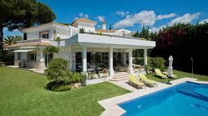 100 Beach Houses In La Beautifully Reformed Villa For Sale In Reserva De Los Monteros Marbella