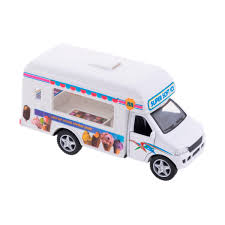 100 Icecream Truck TOYSMITH Diecast Ice Cream