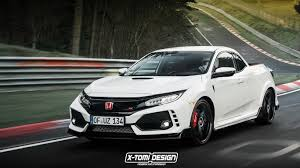 Honda Civic Type R Pickup Rendering Is A Weird Twist On ... 2018 Honda Ridgeline Images 3388 Carscoolnet Named Best Pickup Truck To Buy The Drive New Black Edition Awd Crew Cab Short 2017 Is Hondas Soft Updated Gallery Wikipedia Rtlt 4x2 Long Autosca Review 2014 Touring Driving A Pickup Truck For Those Who Hate Pickups Cars Nwitimescom Review Business Insider Import Auto Truck Inc 2012 Accord Lx Chattanooga Tn Automotive News Combines Utility