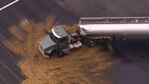 100 Tanker Truck Crash Steven Bognar On Twitter BREAKING Truck Crash Has Rt 9
