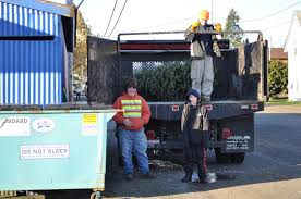 Seattle Christmas Tree Disposal 2012 by Montesano Troop 15 More Pictures Of The Boy Scouts Tree Recycle