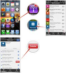 How to delete podcast episodes in the Podcasts app for iPhone and
