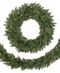 Kennedy Fir Wreath Garland