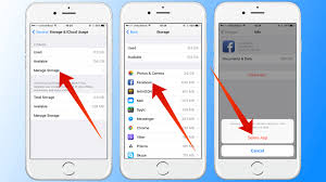 How to Delete Documents and Data on iPhone or iPad