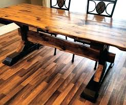 Wood Table Leg Extenders Dining Room Legs Round Pedestal Trestle Compact Tables