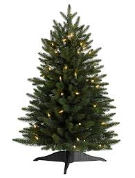 7ft Christmas Tree With Lights by Fake Christmas Trees U2013 Happy Holidays
