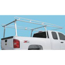 Hauler Racks Universal Heavy-Duty Aluminum Truck Rack — Full-Size ... Magnum Truck Racks Amazoncom Thule Xsporter Pro Multiheight Alinum Rack 5 Maxxhaul Universal And Accsories Oliver Travel Trailers Vantech Ladder Pinterest Ford Transit Connect Tuff Custom For A Tundra Ladder Racks Camper Shells Bed Utility