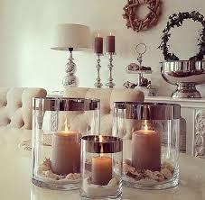 frisch kerzen deko wohnzimmer ideen dekoration dekoration