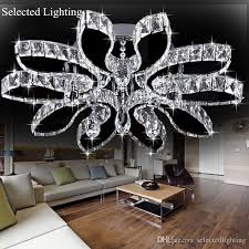 best quality luxury modern chandelier led circle ceiling lights