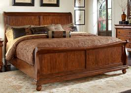 Bob Mills Furniture Living Room Furniture Bedroom by Liberty Furniture Rustic Traditions King Sleigh Bed In Rustic